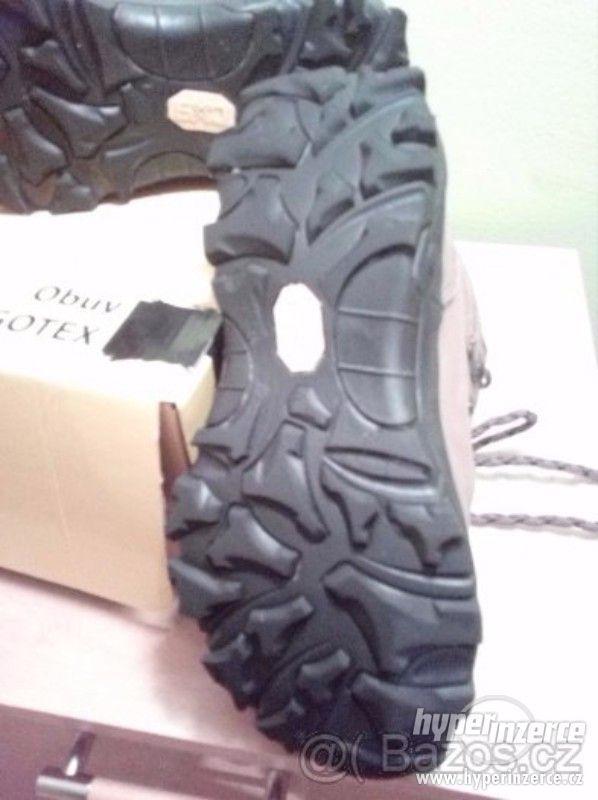 Dámská kvalitní nová trekingová obuv - foto 4