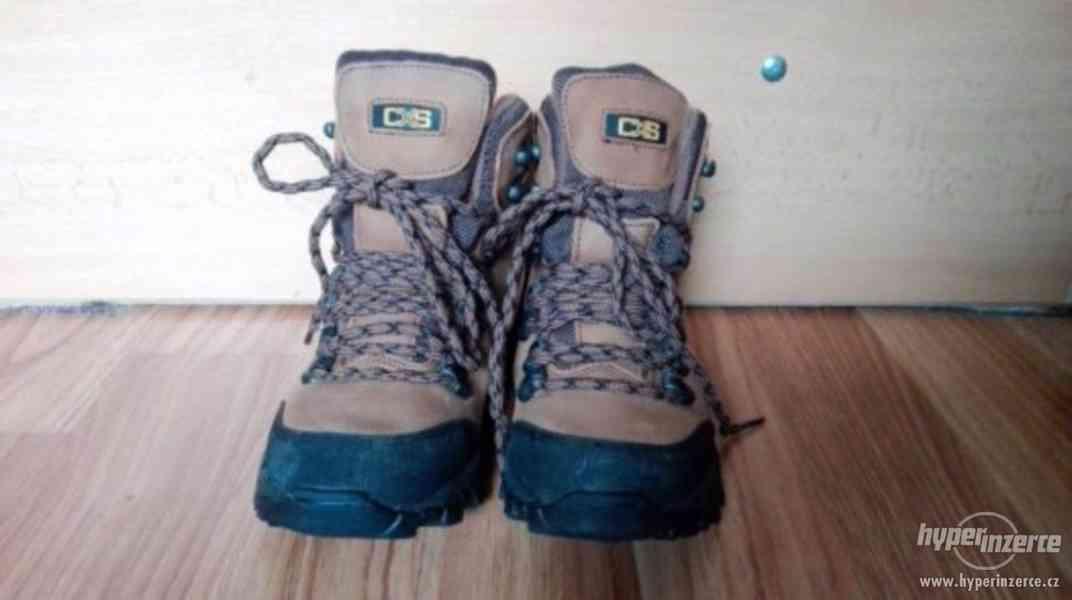 Dámská kvalitní nová trekingová obuv - foto 5
