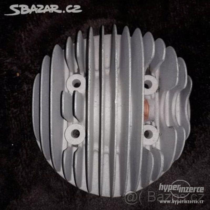 Prodám nádherná hlava válce ČZ 150c - nepoškozená - foto 1
