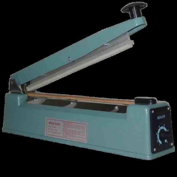 Impulsní páková svářečka profesionální 300x8 mm