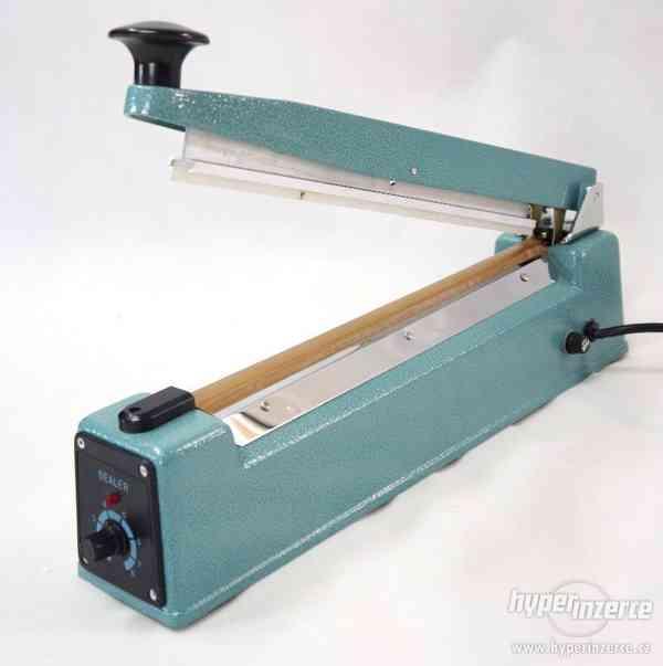 Impulsní páková svářečka profesionální 300x8 mm - foto 3