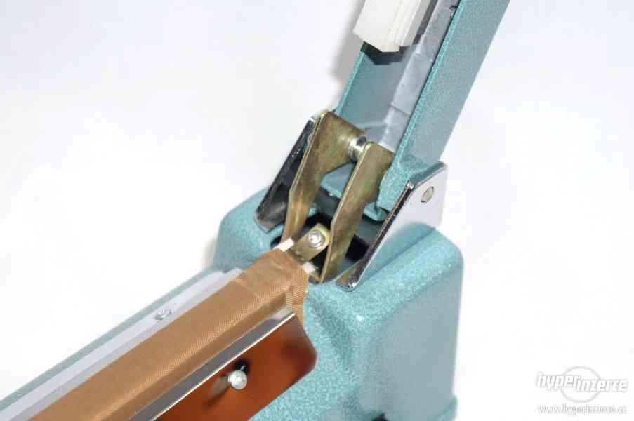 Impulsní páková svářečka profesionální 300x8 mm - foto 5