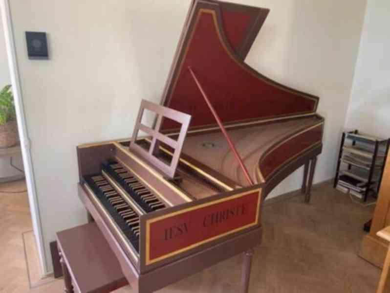 cembalo, spinet a virginal - foto 2
