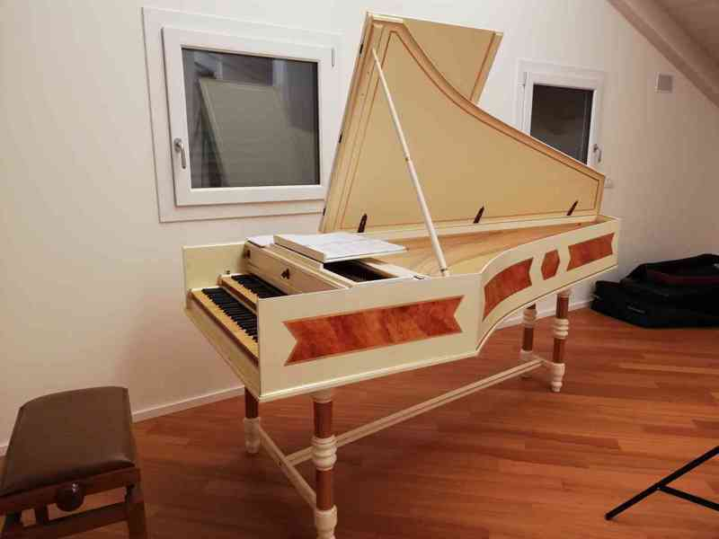 cembalo, spinet a virginal - foto 10