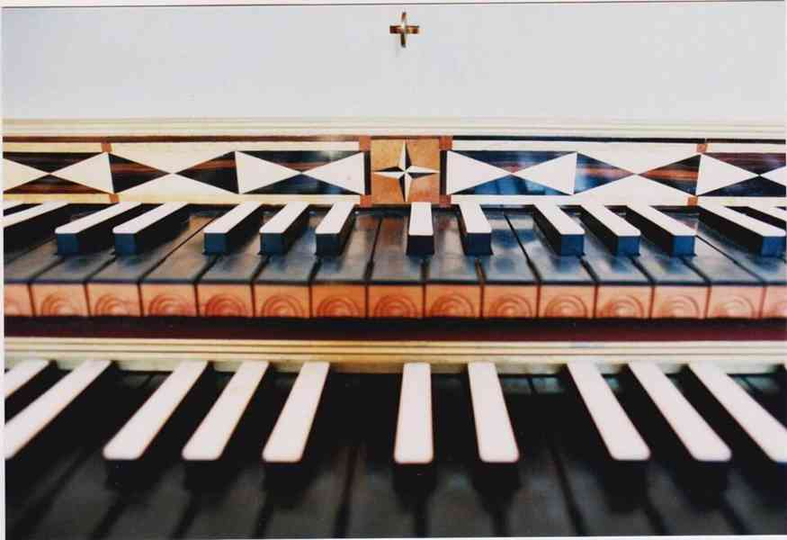 cembalo, spinet a virginal - foto 8