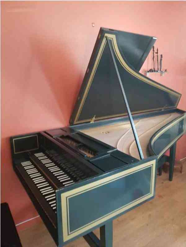 cembalo, spinet a virginal - foto 6