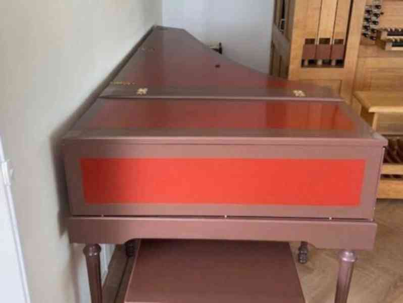 cembalo, spinet a virginal - foto 11
