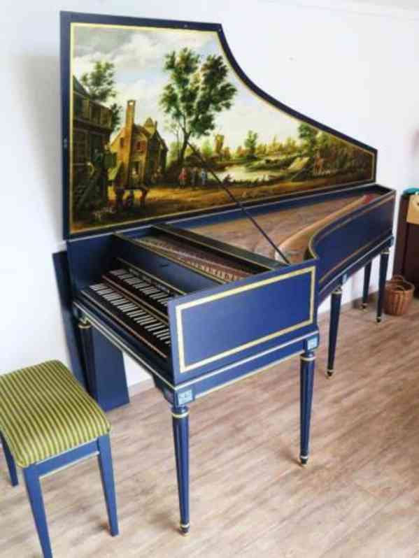 cembalo, spinet a virginal - foto 3