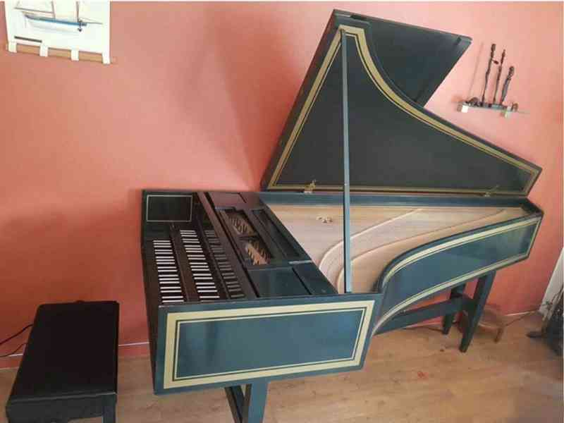 cembalo, spinet a virginal - foto 4