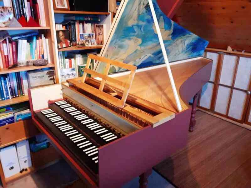 cembalo, spinet a virginal - foto 7