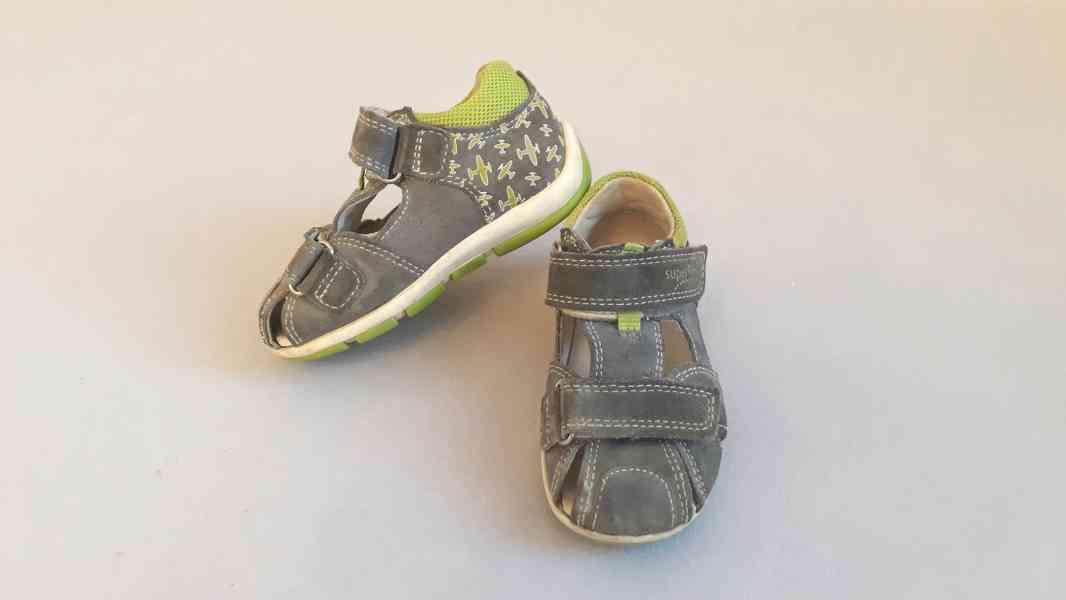 Dětské sandálky zn. Superfit, vel. 21