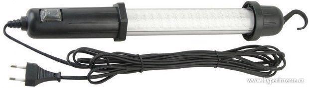 Montážní svítilna 220V LED 60 diod - foto 1