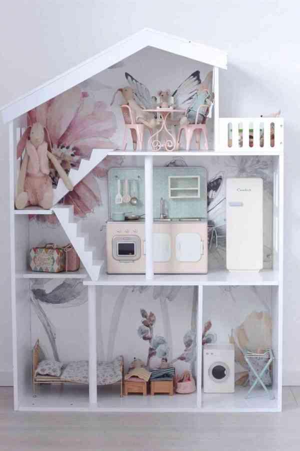 Nový domeček pro panenky Jox