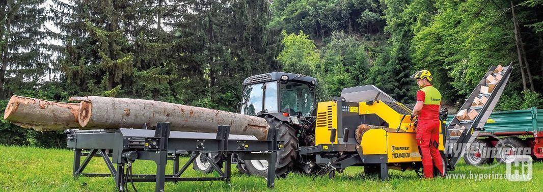 Uniforest - lesnické stroje pro opravdovou práci - foto 3