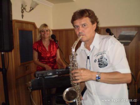 Kapela Duo Metropol - LIVE - Brno Hodonín Vyškov Břeclav - foto 1