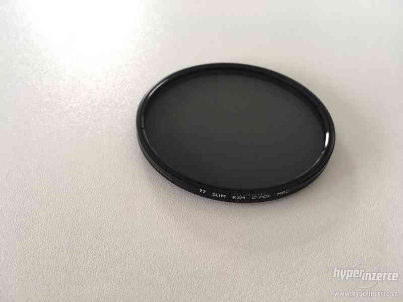 Polarizační filtr B+W PL-C MRC Slim 77 mm