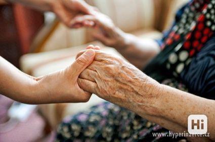 Anežka - domácí péče o seniory