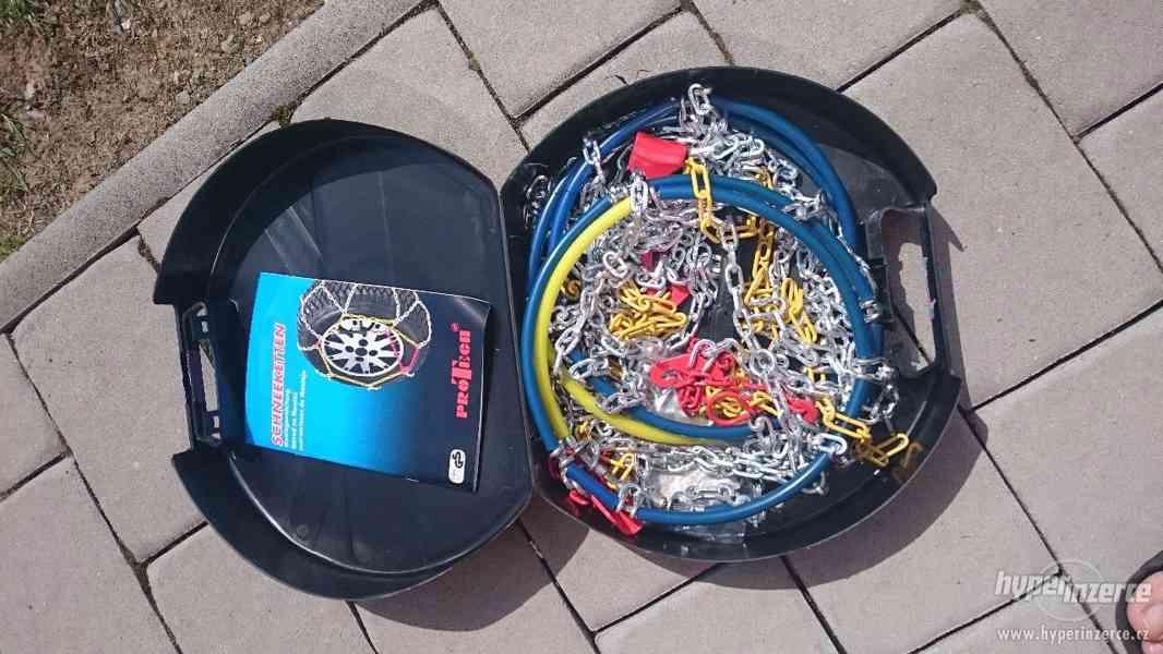 Prodám nové nikdy nepoužité zimní řetězy - foto 2