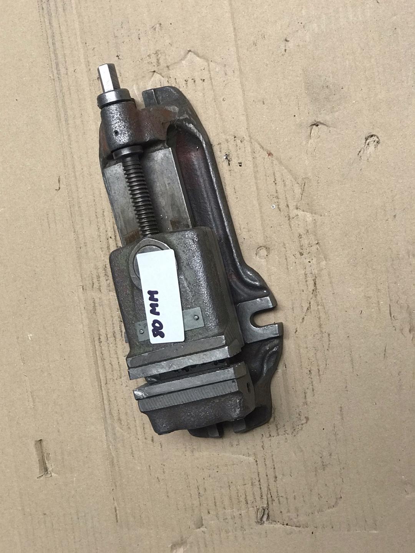 Strojní svěrák 80mm, 100mm - foto 1