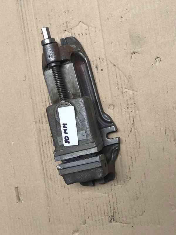 Strojní svěrák 80mm, 100mm