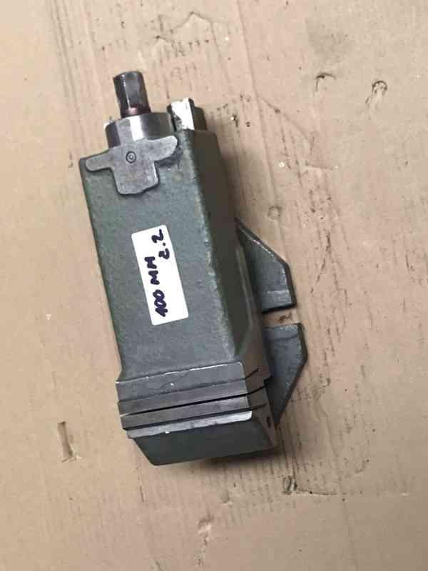 Strojní svěrák 80mm, 100mm - foto 3