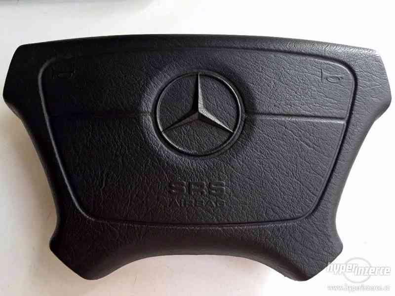 Prodám AIRBAG řidiče pro Mercedes třídy C E S SL G
