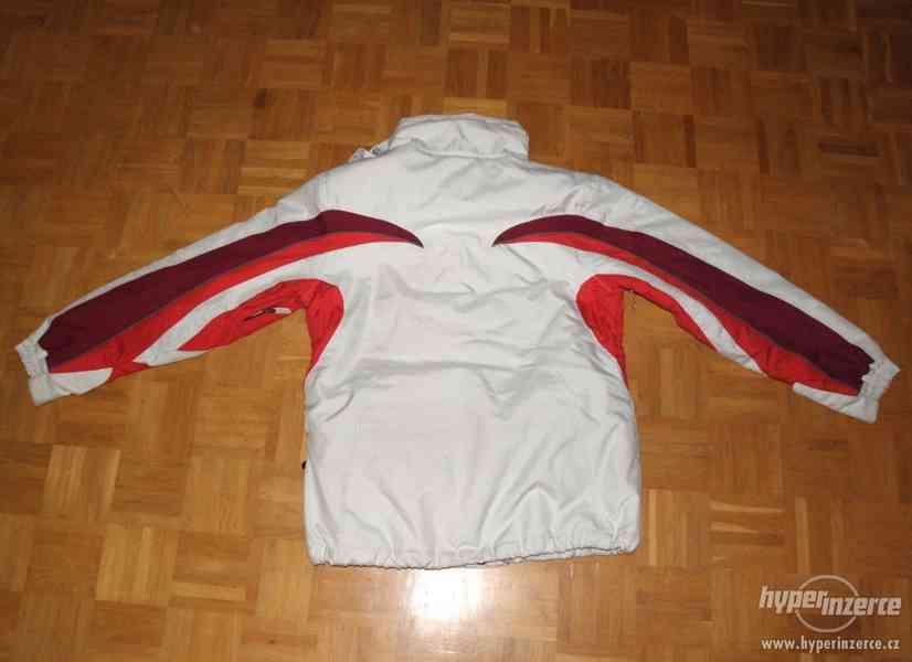 Lyžařská zimní bunda 38 Iguana, bezvadný stav. - foto 2