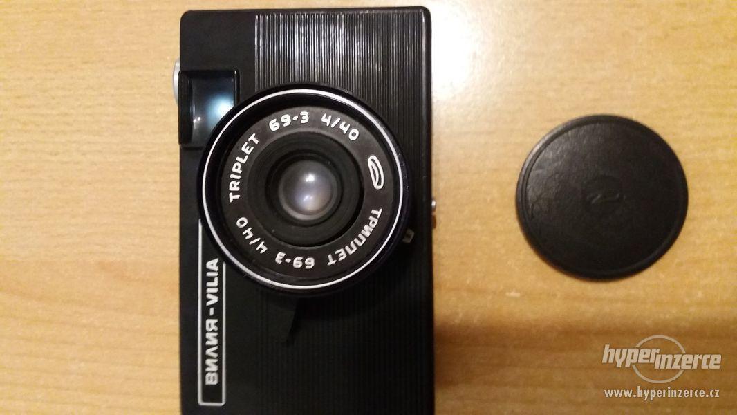 Prodám Fotoaparát zn.Vília - foto 2