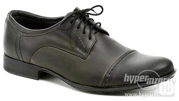 Pánská obuv celoroční. Nové - foto 1