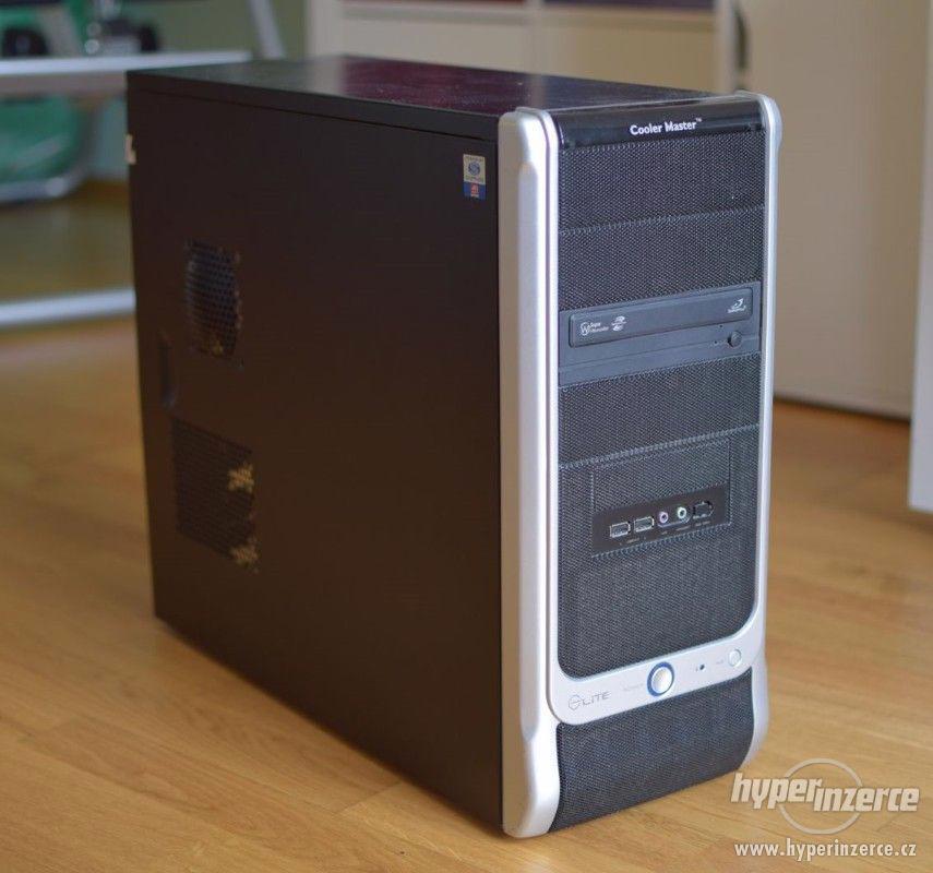 Herní PC Intel Core i5, 8GB DDR3, SSD, Nvidia GeForce GTS 2G - foto 1