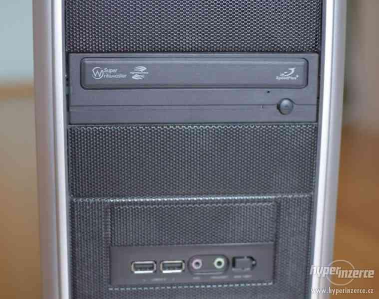 Herní PC Intel Core i5, 8GB DDR3, SSD, Nvidia GeForce GTS 2G - foto 3