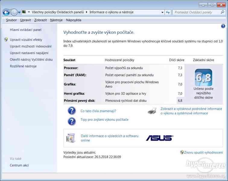 Herní PC Intel Core i5, 8GB DDR3, SSD, Nvidia GeForce GTS 2G - foto 7