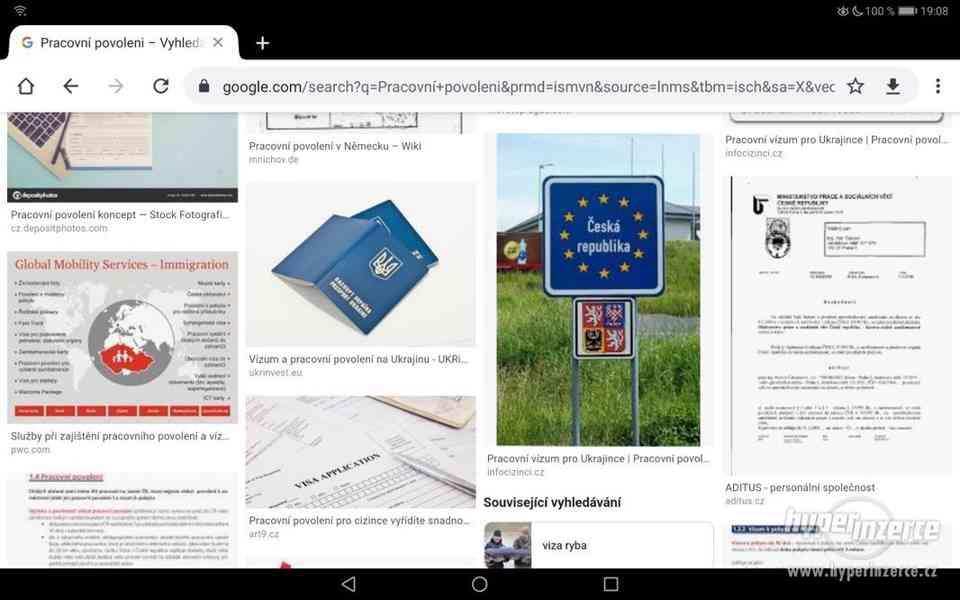 Pracovní povolení v ČR pro občany Ukrajiny na 2 roky - foto 1