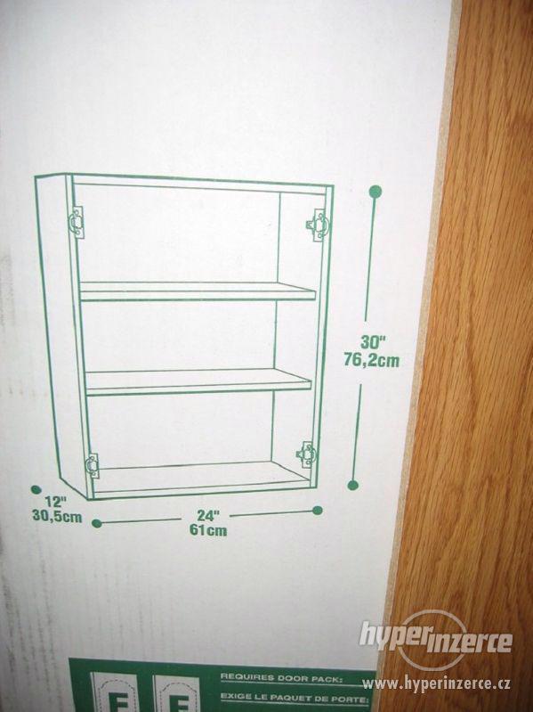 Kvalitní kuchyňská skříňka