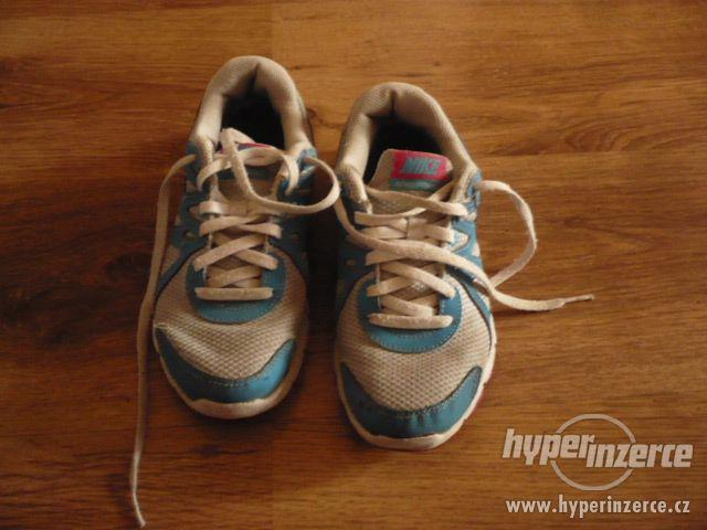 Tenisky zn. Nike, vel. 35,5
