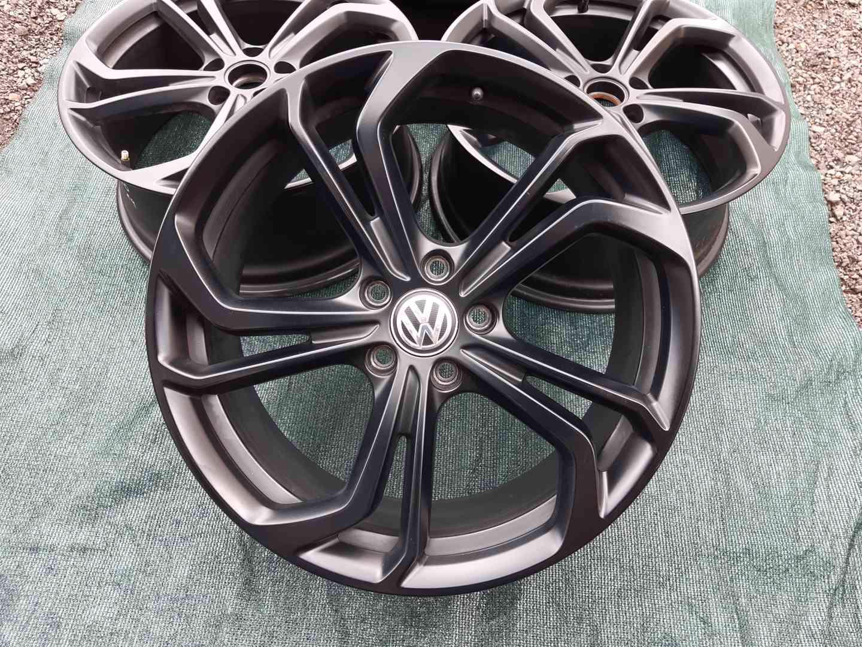 Alu disky Volkswagen Golf VII R R19 Reifnitz - foto 1