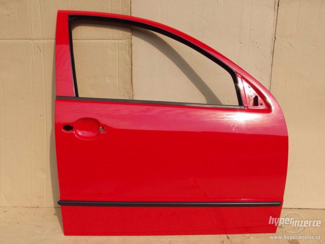 Pravé přední dveře Škoda Fabia I - foto 1
