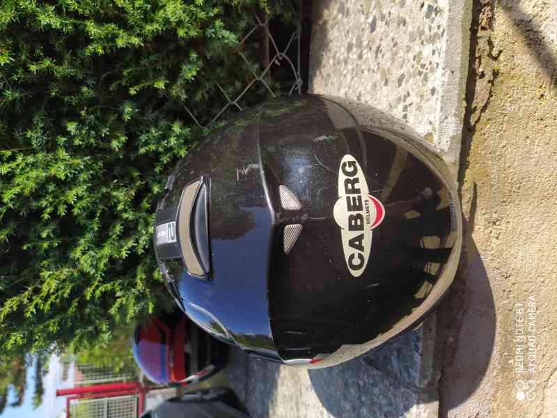 helma na moto levně - foto 2