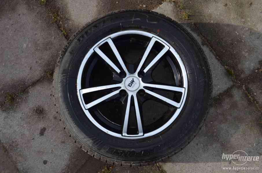 Letní pneumatiky + Alu disky