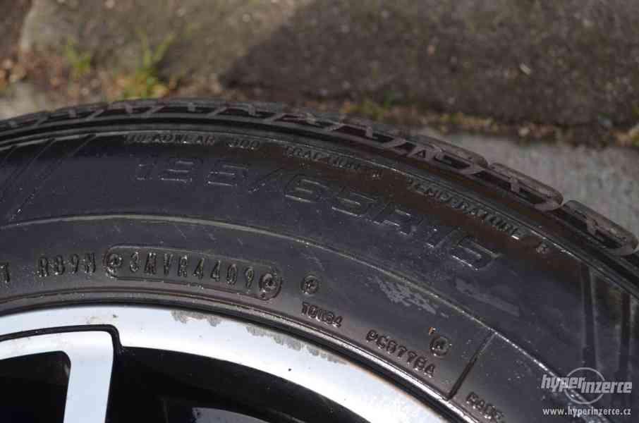 Letní pneumatiky + Alu disky - foto 2