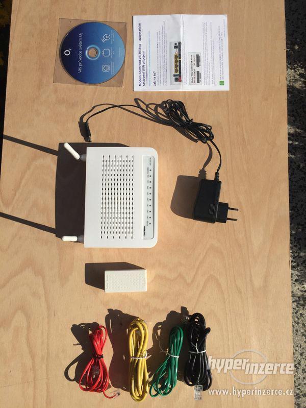 Prodám modem Comtrend VR-3031eu s WiFi