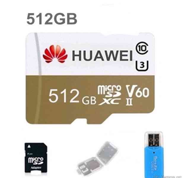Paměťová karta Micro SDXC 512 GB - foto 6