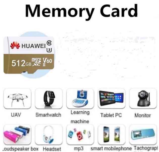 Paměťová karta Micro SDXC 512 GB - foto 4