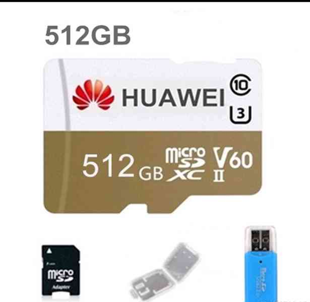 Paměťová karta Micro SDXC 512 GB - foto 1