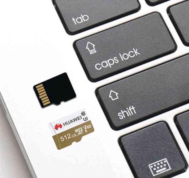 Paměťová karta Micro SDXC 512 GB - foto 3