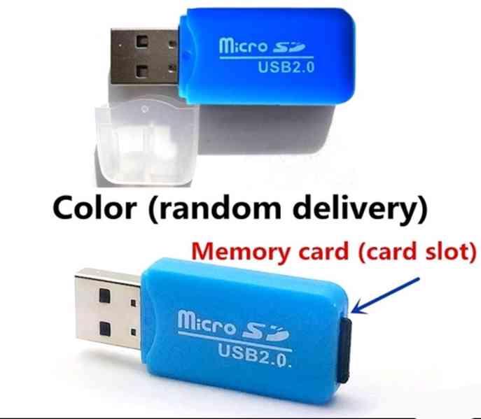 Paměťová karta Micro SDXC 512 GB - foto 2