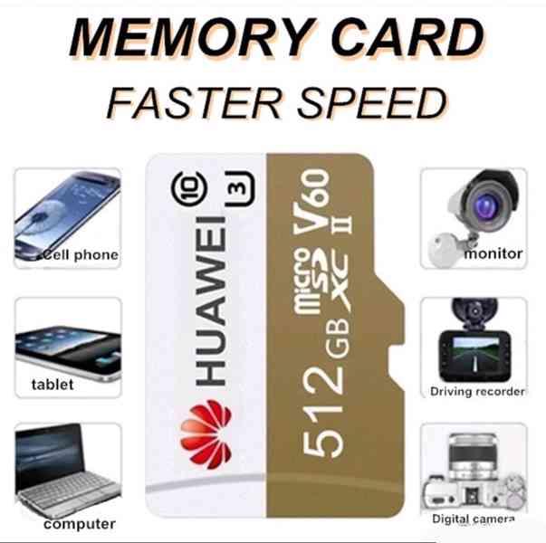 Paměťová karta Micro SDXC 512 GB - foto 8