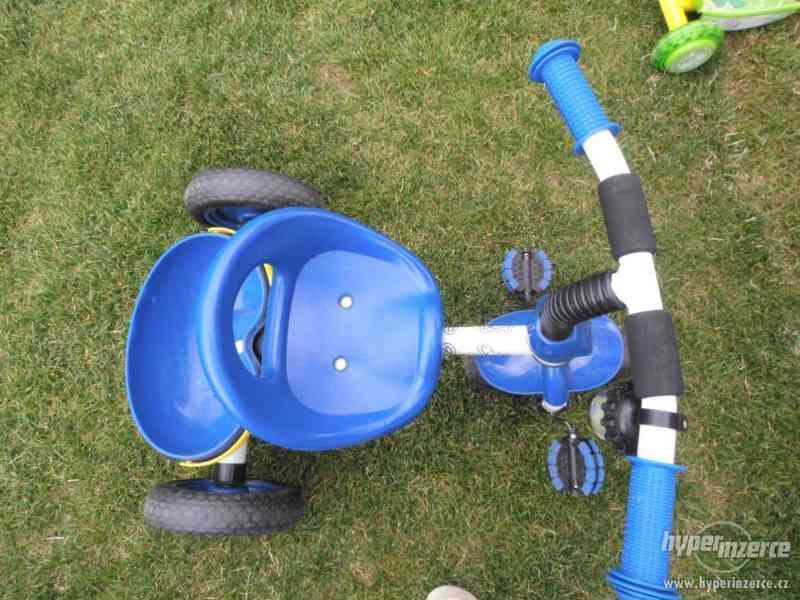 Dětská tříkolka Toyz - foto 3