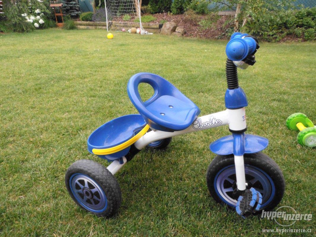 Dětská tříkolka Toyz - foto 1
