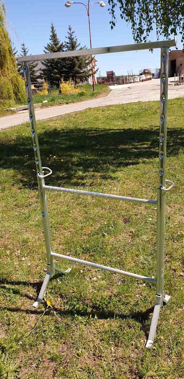 Prodám stavební kozy výška 1 m výsun 1,7 m - foto 9